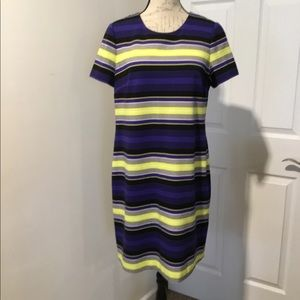 Calvin Klein short sleeve Dress Sz 12